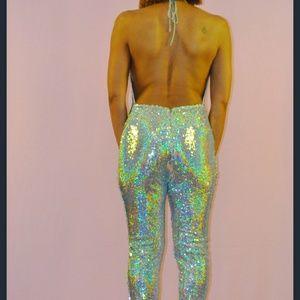 Hot & Delicious Pants - ❗LAST ONE❗SHOWSTOPPER Sequin Jumpsuit